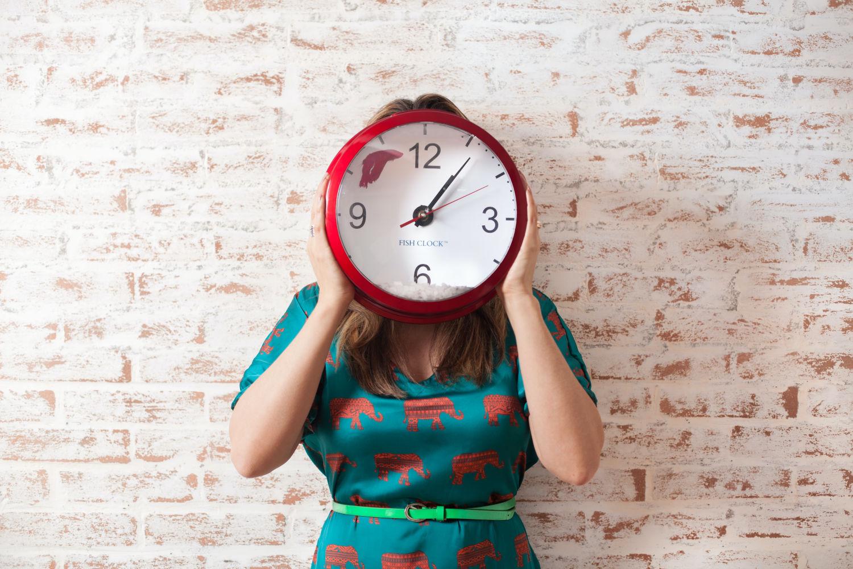 Mindfulness en de tijd